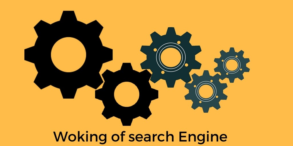 Working of Search Engine