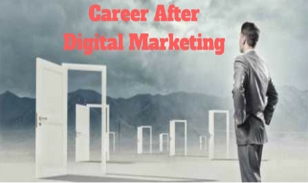 Career After Digital Marketing Course in India