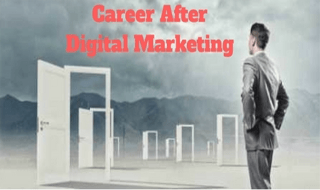 Career After Digital Marketing Course