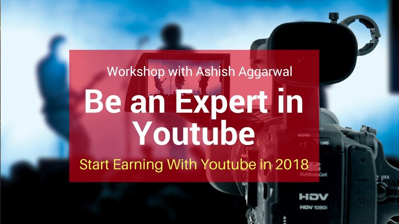 Youtube Marketing Event