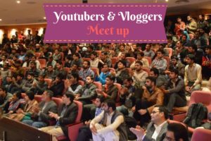 Youtubers & vloggers meet Up