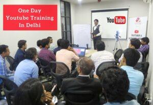 Youtube Workshop by Ashish Aggarwal